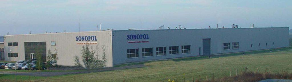 usine Sonopol Vendome